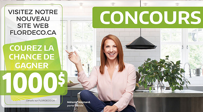 Concours Flordeco
