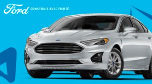 Concours Ford Fusion