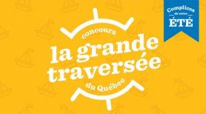 Concours La Grande Traversé du Québec Marché Richelieu