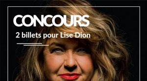 Concours Lise Dion