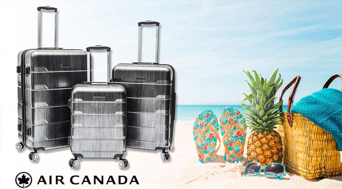 Concours Valises Air Canada