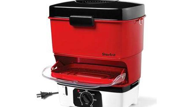 Concours cuisseur vapeur Starfrit a Hot-dog