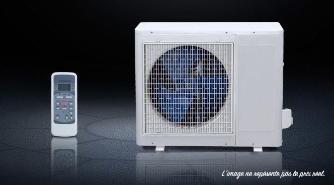Concours thermopompe à gagner 2019