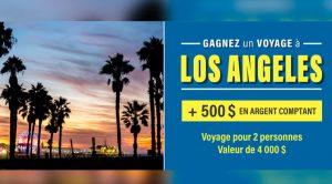 Concours Voyage à Los Angeles Linen Chest