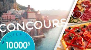 Concours Voyage Mediterranée SB Privillege
