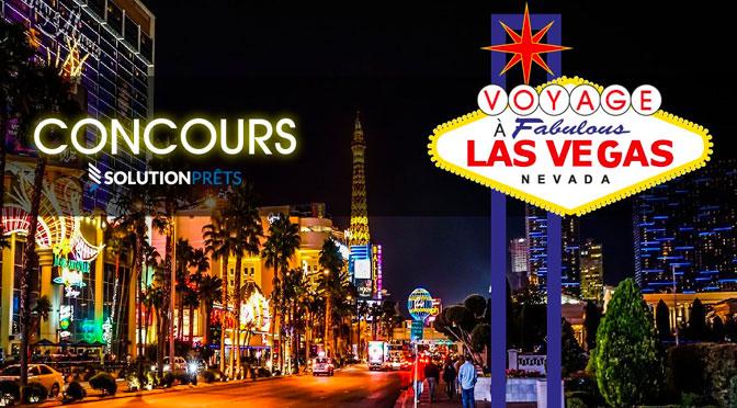 concours Las Vegas SolutionPret
