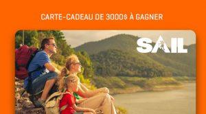 Concours Sail à Radio-Canada