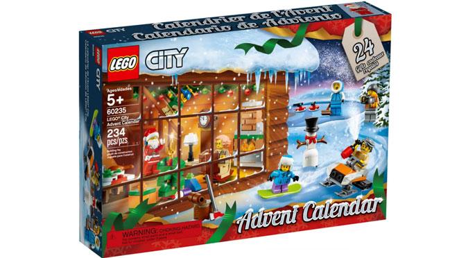 Concours Lego Advent Calendar