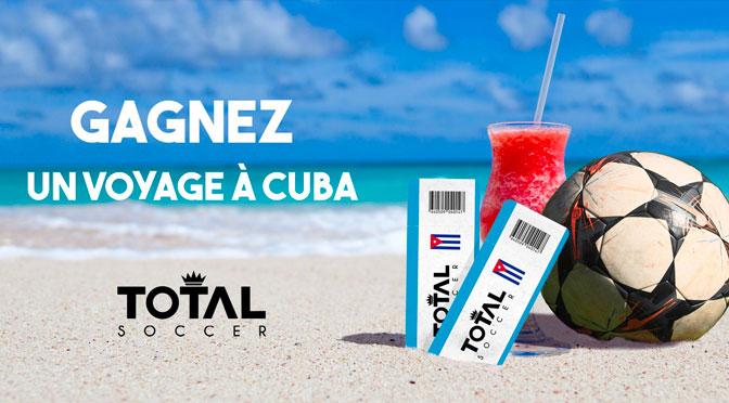 Concours Voyage à Cuba