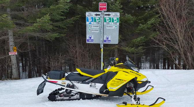 Concours voyage en motoneige