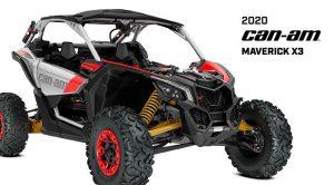Concours Can-Am Maverik 2020 BRP