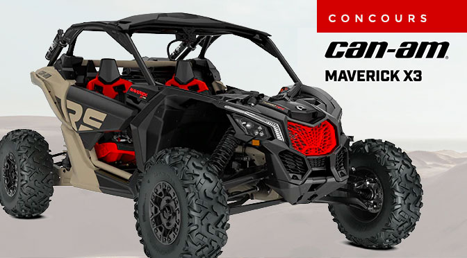 Concours Can-Am 2021