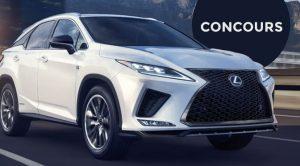 Concours Lexus 2020 pour gagner une Lexus RX 450h