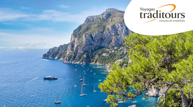 Concours Voyage Traditours