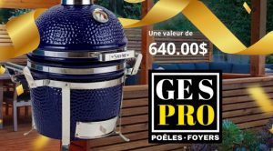 Concours BBQ Gespro