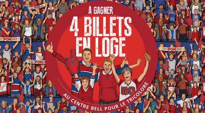 Concours Go Pom Go 2020 Canadien Montreal