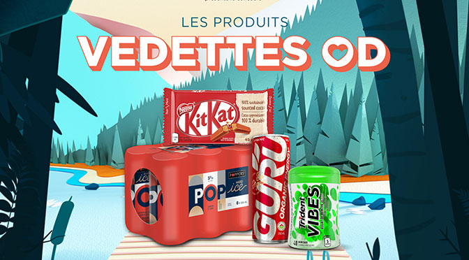 Concours Produit Vedette OD Couche-Tard 2020