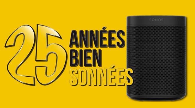 Concours Sonos Autoplace 25 années bien sonnées!
