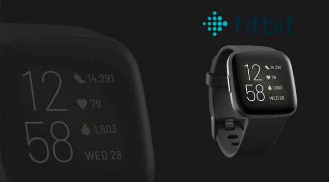Concours Fitbit Versa 2