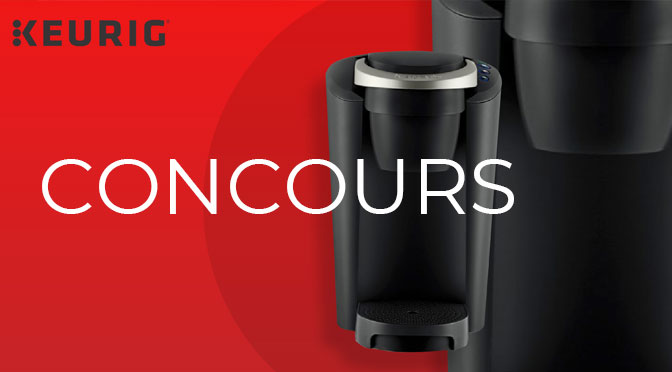 Concours Keurig 2020