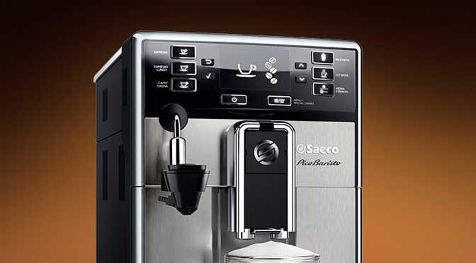 Concours Saeco Machine Espresso
