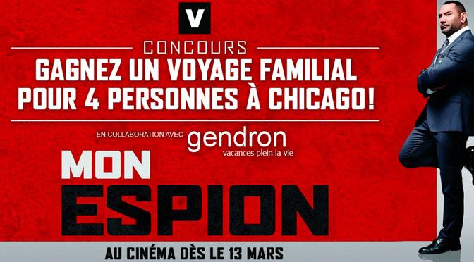 Concours V Mon Espion
