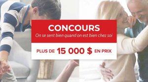 Concours Vileda 3 x 5000$