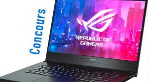 Concours Portable Asus Avec Best Buy Concours