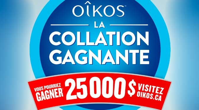 Concours Oikos Collation Gagnante