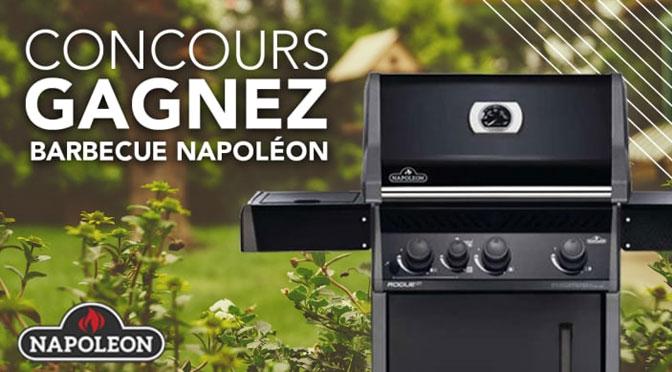 BBQ Napoleon Germain Lariviere
