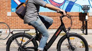 Concours Vélo Quindici électrique