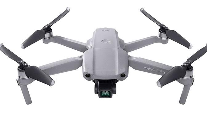 Concours Drone Mavic Air 2