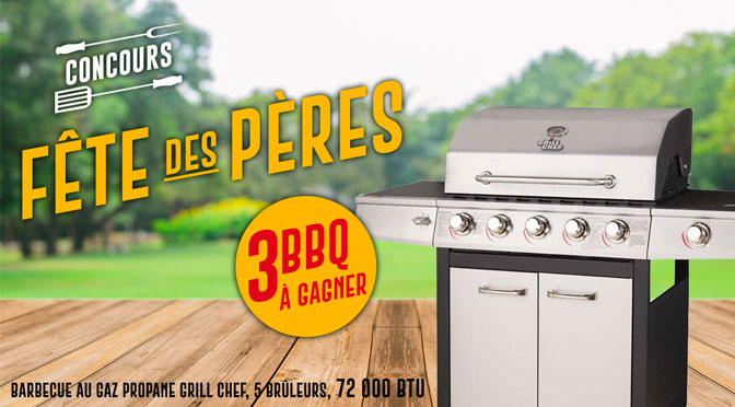 Concours BBQ