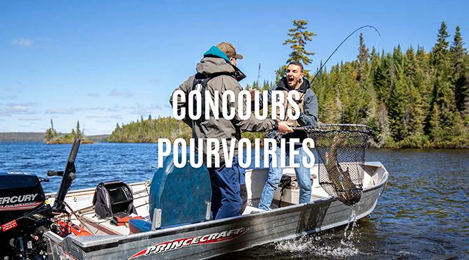 Concours Bateau Pêche PrinceCraft 2021