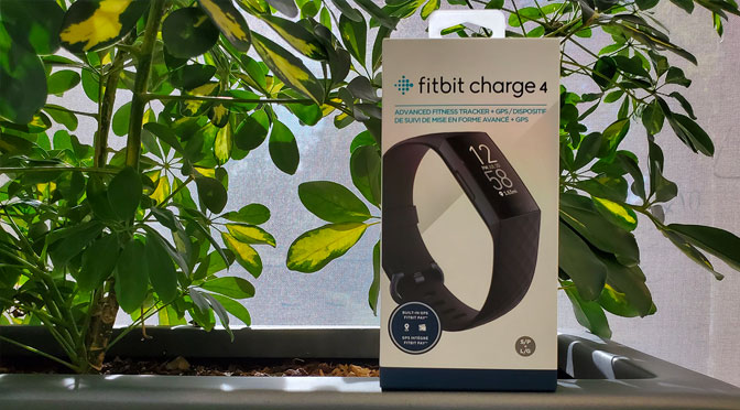 Concours Fitbit Charge 4