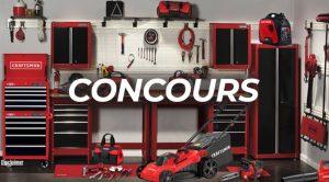 Concours Garage Craftsman
