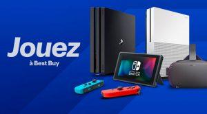 Concours console jeu vidéo