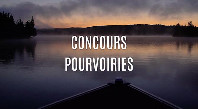 Concours Pourvoiries Québec