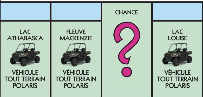 Vignette bleu pale Monopoly 2020