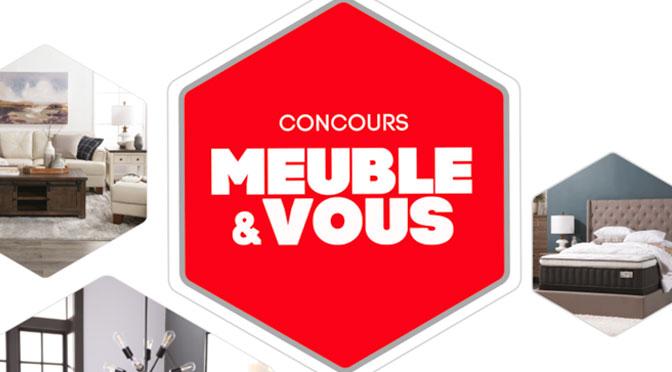 concours Meuble et vous Brick TVA Casa