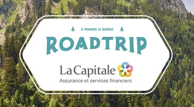 Concours roadtrip La Capitale
