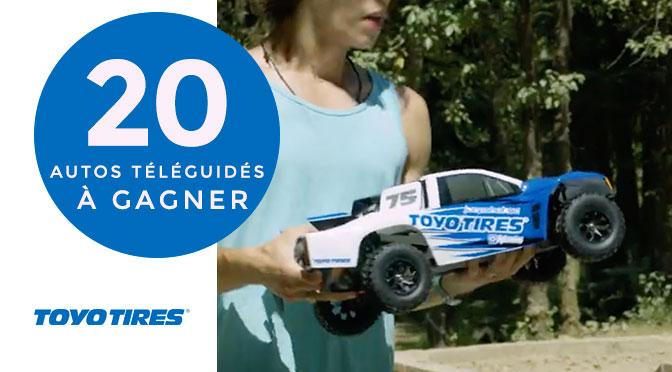 Auto Téléguidé Toyo Tires