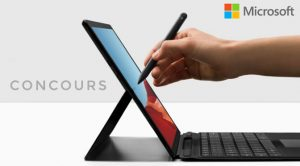 Concours Microsoft Surface
