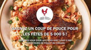 Concours Poulet