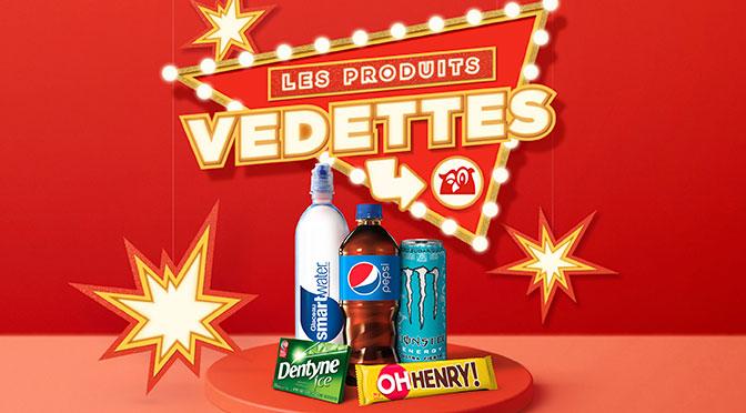 concours Produits Vedettes Couche-Tard