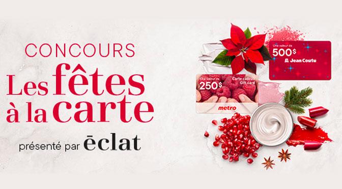 concours Jean-Coutu et Metro
