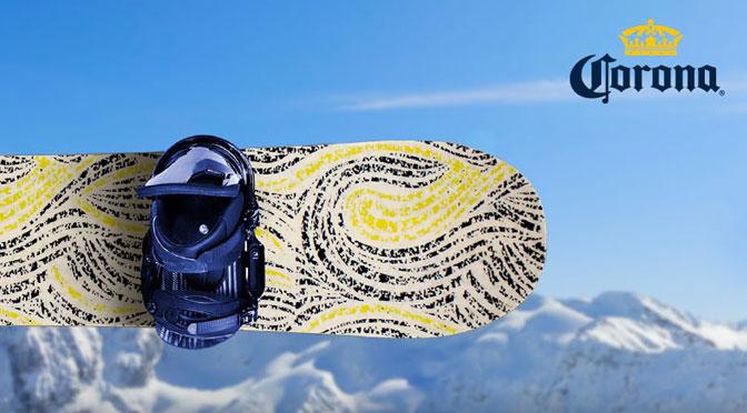 concours Planche à neige Corona