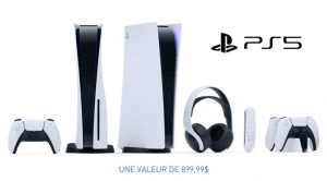 Concours Playstation5 une PS5 à gagner