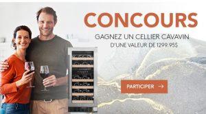 Concours Refroidisseur à Vin Cavavin