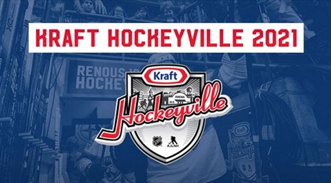 Concours Hockeyville Kraft 2021